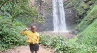 Kisiizi Waterfall